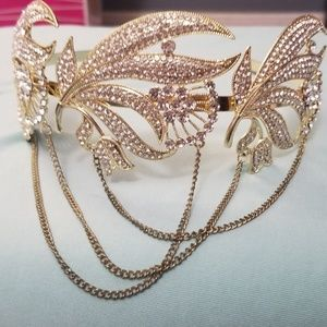Gatsby themed headband